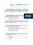 Estructura y Organización de La Guardia Civil