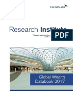 Global Wealth Databook 2017