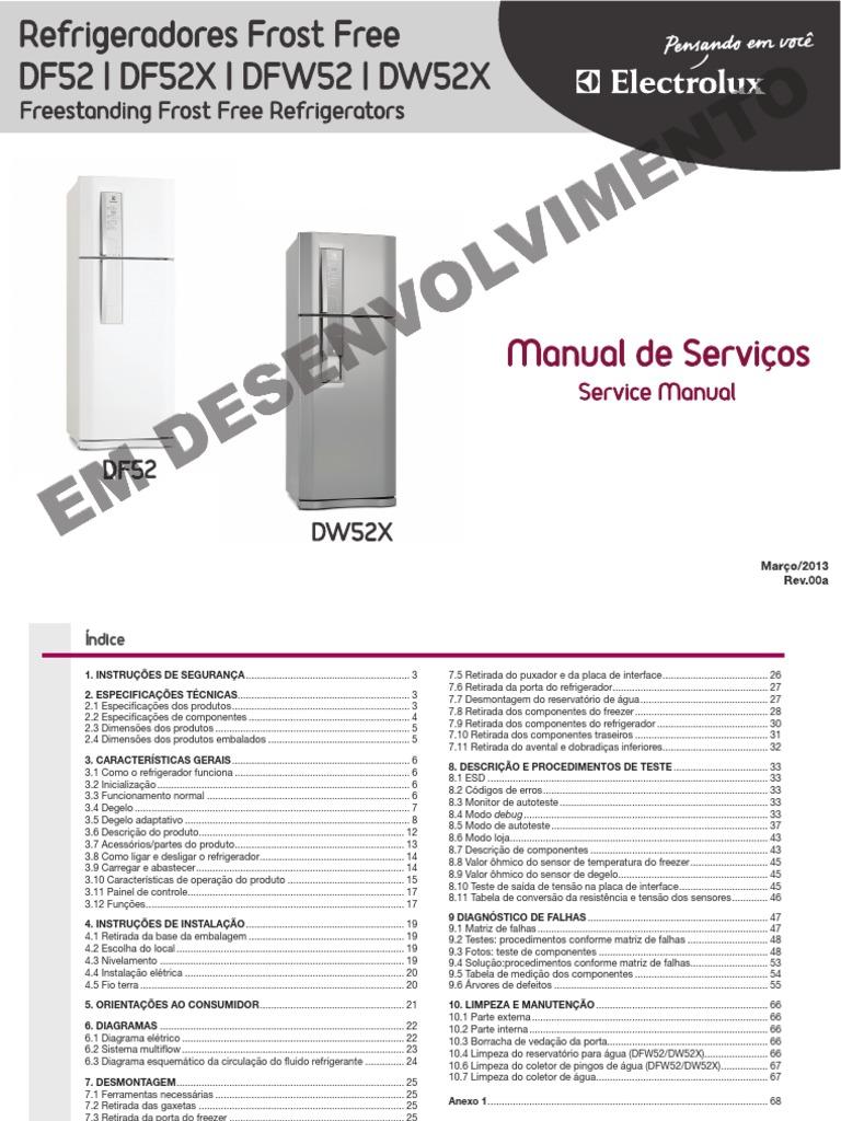 268667027 manual servicos refrigeradores df52 df52x dfw52 dw52x 268667027 manual servicos refrigeradores df52 df52x dfw52 dw52x rev00a mar13pdf fandeluxe Image collections