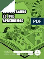 Cuadernillo Salida1 Matematica 5to Grado