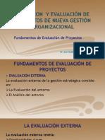 1. Fundamentos de Evaluación de Proyectos