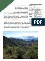 Cordillera de Guanacaste.docx
