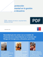 Módulo Modelo de Salud Mental