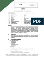 Metodología Del Trabajo Universitario - IV Ciclo