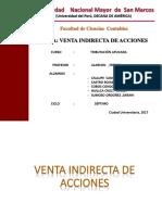 4 Enajenacion Indirecta de Acciones Tributacion Expo Ultimo