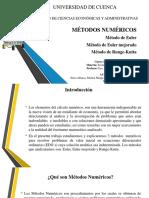 Metodos Numericos Euler Em Rk1final