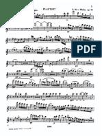 Weber - Flute 1
