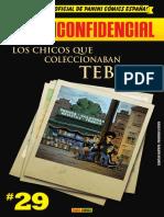 Panini Confidencial 29