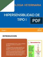 Hipersensibilidad de Tipo I