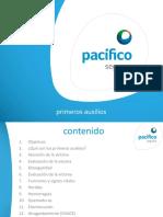 Primeros Auxilios Taller Pacifico 201509
