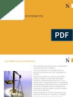 4.- Derechos Económicos en La Constitución de 1993