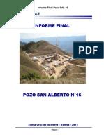 Informe Final SAL-16 v 09 OCT-2012