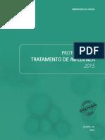 Protocolo Tratamento Influenza 2015