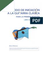 Método de iniciación a la guitarra clásica - Libro del profesor.pdf