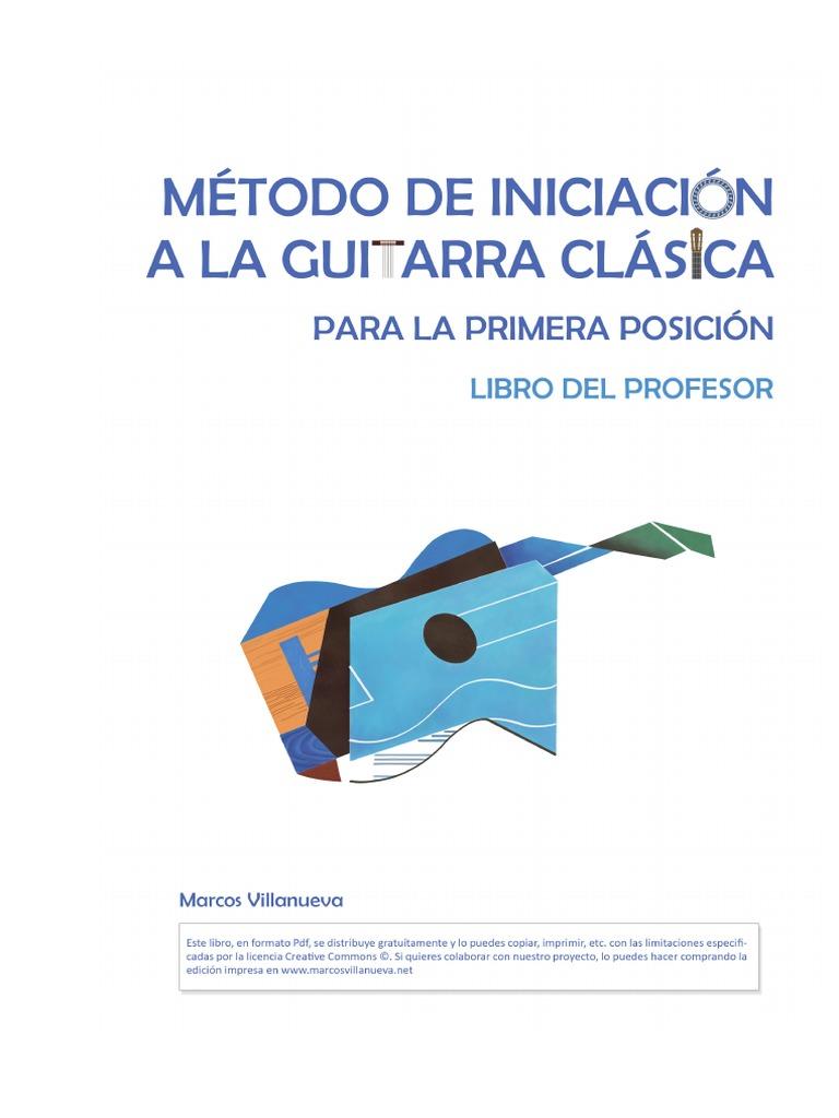 Metodo De Guitarra Clasica Para Principiantes Pdf Download
