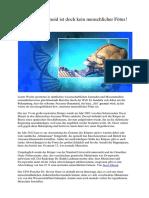 Atacama-Humanoid Ist Doch Kein Menschlicher Fötus