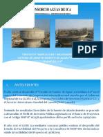 Proyecto Ampliacion y Mejoramiento Del Sistema de Abastecimiento de Agua Potable de La Ciudad de Ica