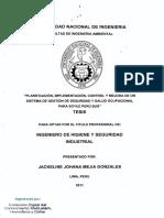 tesis de programacion