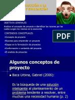 Tema 1 Proyectos