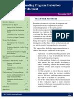 program evaluation report