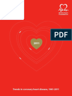 Bhf Trends in Coronary Heart Disease