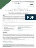 Algoritmo Del Ciclo Hidrologico Un Código Estándar Detallado