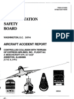 NTSB Report on GP Express Flight 861