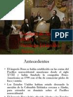Unidad 6 Compra de Alaska 1867 - Santiago Jaramillo