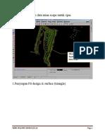 Tahapan Penyiapan Data Untuk Xpac