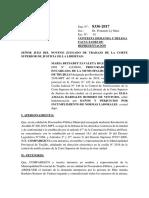 EXP. N°8336-17 CONTESTA DEMANDA (NO HAY PRESUPUESTO).docx
