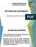 Clase 3_ Metabolismo Microbiano