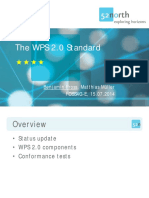 The WPS 2.0 Standard Preliminary