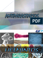 Antiparasitarios Otro