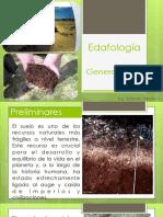 Edafologia Generalidades