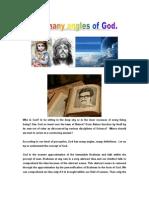 The Many Angles of God - Subramanian A