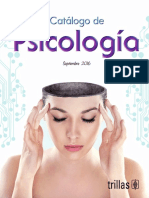 Catalogo Psicologia Sept 2016