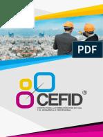 Brochure Cefid.eirl
