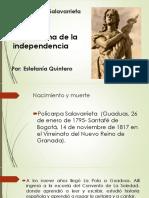 Unidad 4 Policarpa Salavarrieta - Estefanía Quintero