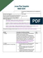 3224 lesson plan template