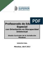 Disen o Educacion Especial Version Final