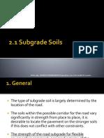 2.1 Subgrade Soils.pptx