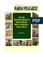 Plan Multisectorial