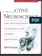Affective Neuroscience the Foundations of Human and Animal Emotions