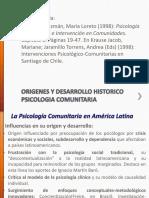 Apuntes Clases Origenes Ps Social Comunitaria