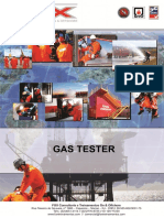 Apostila - Gás Tester