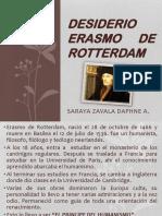 20. Desiderio Erasmo de Rotterdam