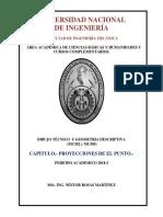 TEORIA DE PROYECCIONES DEL PUNTO-UNI-2018-I.docx