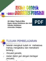 K12. penyakit genetik DAN diagnosa prenatal.ppt