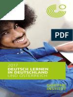 Deutsch Lernen in Deutschland 2017_Aprender Alemán en Alemania 2017