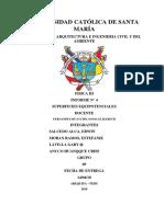 Informe N° 2 FISICA